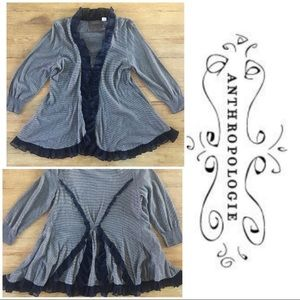 Guinevere for Anthropologie Large Cardigan